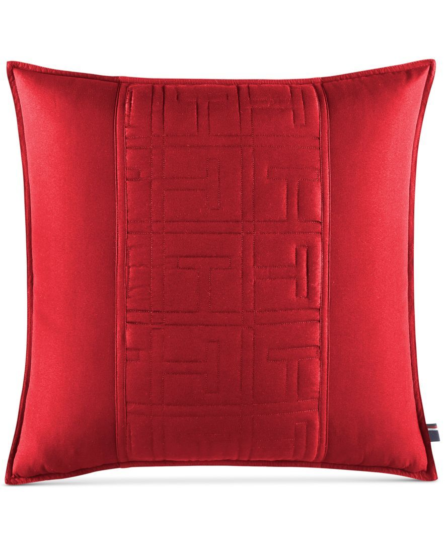 100 Fancy Metallic Linen Square Pillow