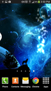 Top Android Howling Space Live Wallpaper – Howling Space Live Wallpaper Free Download