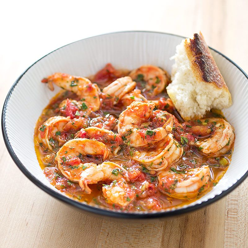 America S Test Kitchen Shrimp Fra Diavolo
