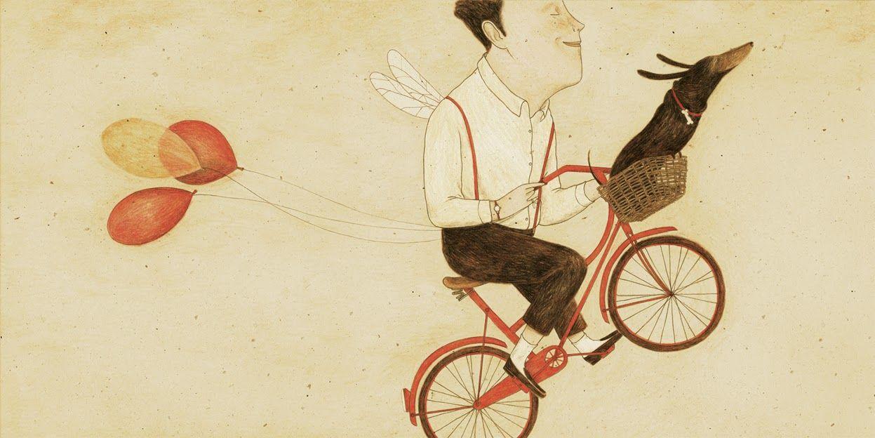 Ilustrações delicadas, dark e apaixonates, por Monica Barengo - Pêssega D'Oro