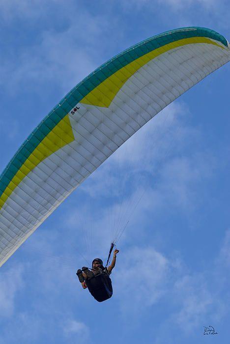 parasail paraglider parachute