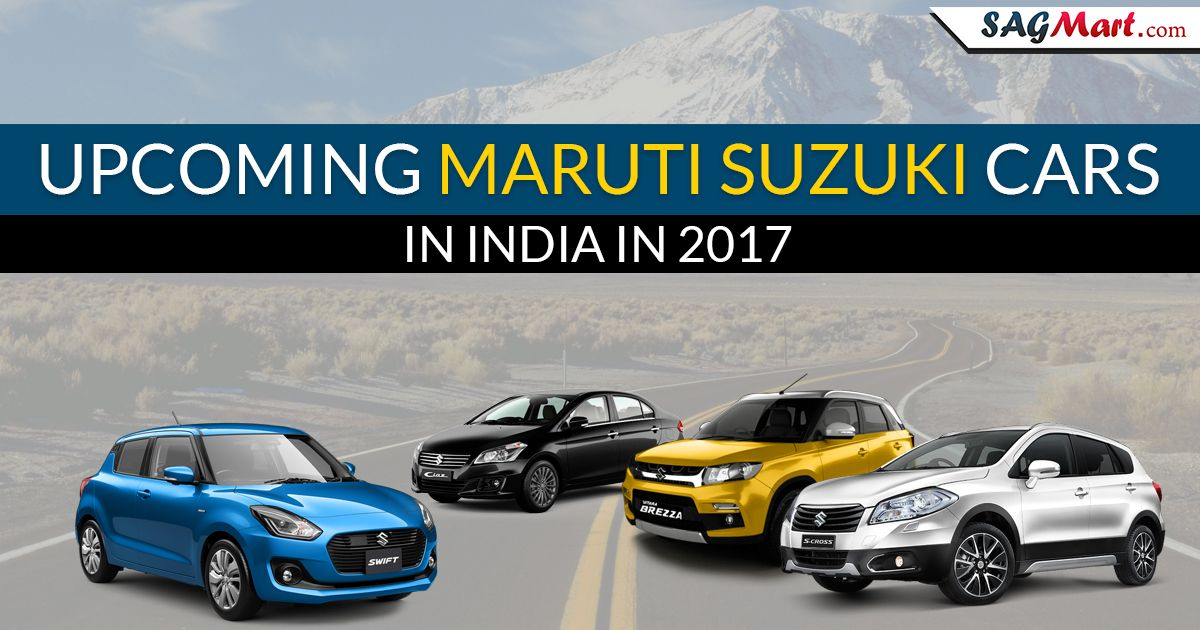 New Upcoming Maruti Suzuki Cars 2017 2018 In India Check Upcoming