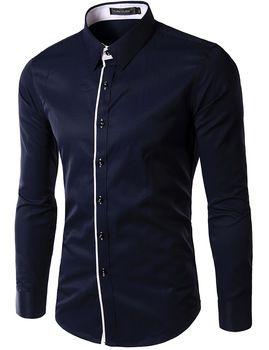 Solid shirts