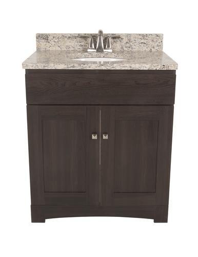 """30 Bathroom Vanity Menards dakota monroe 30"""" x 21"""" vanity base at menards®: dakota monroe 30"""