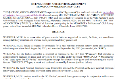 Lottery Pool Agreement Template Lottery Pool Agreement Form