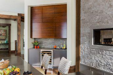 A Ski House Stowe Vt Modern Kitchen Other Metro Venegas