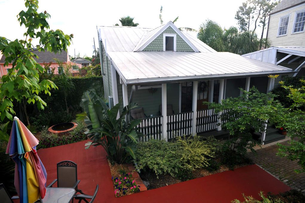 Five Continents Bed and Breakfast Cottage New Orleans