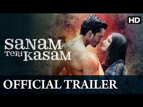 Sanam Teri Kasam Official Trailer With Subtitles Harshvardhan Rane Mawra Hocane Sanam Teri Kasam Sanam Teri Kasam Movie Official Trailer