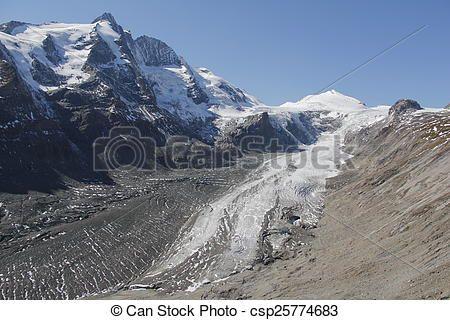 #Grossglockner @canstockphoto #canstockphoto #nature #landscape #austria #carinthia #mountains #alps #glacier #snow #stock #photo #portfolio #download #hires #royaltyfree