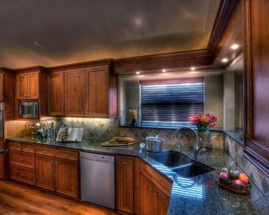 The granulated texture of Granite enhances visual appeal ...