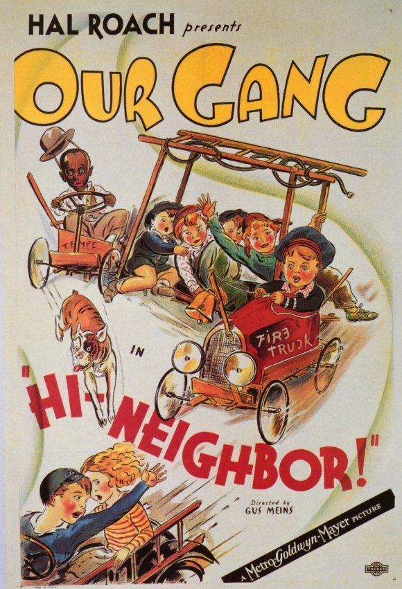 Our Gang Film Posters Vintage Movie Posters Vintage Old Movie