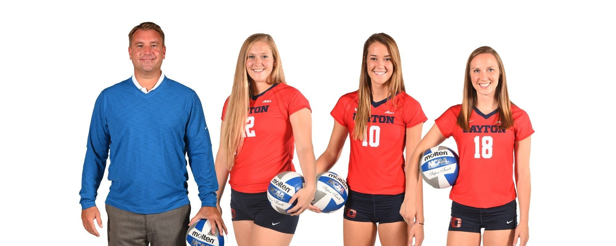 Udvb Takes Four Year End Awards Volleyball News University Of Dayton Athlete