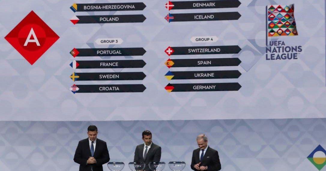The Final Scenario Of Euro 2018 Is Renewed Between France And Croatia In 2020 Euro Croatia France