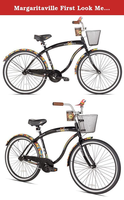 Margaritaville First Look Men S Beach Cruiser Bike 26 Inch The