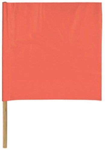 Safety Flag Sf1330 13inch Vinyl Safety Flags With Redorange Dowel Model Sf1330 Details Can Be Found By Click Vinyl Red Orange Occupational Health And Safety