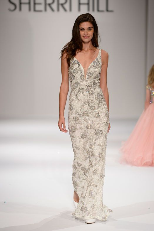 runway prom dress | sherri hill | pinterest | prom