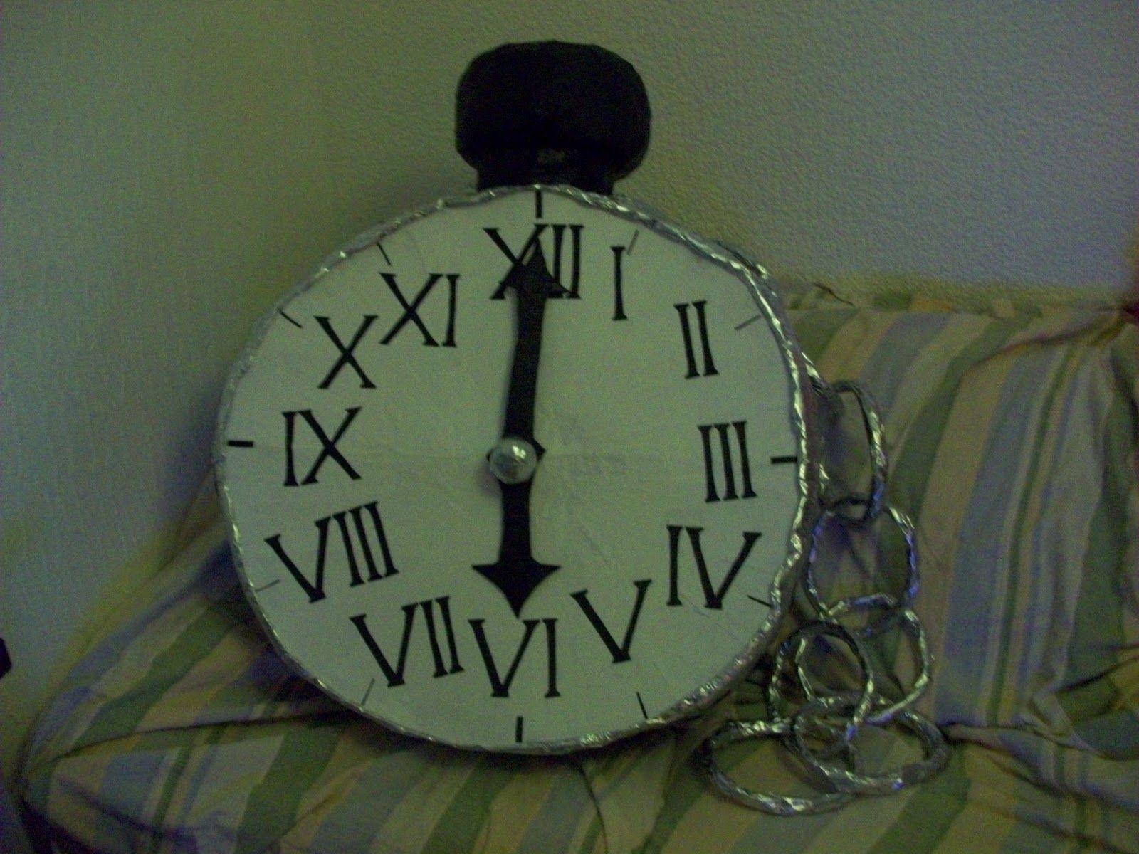 alice in wonderland clock pinata Google Search Alice