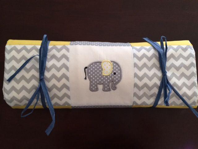Custom baby quilt! :)