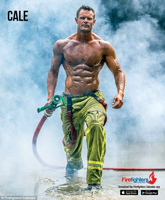 Be. naked male fireman calendar recommend
