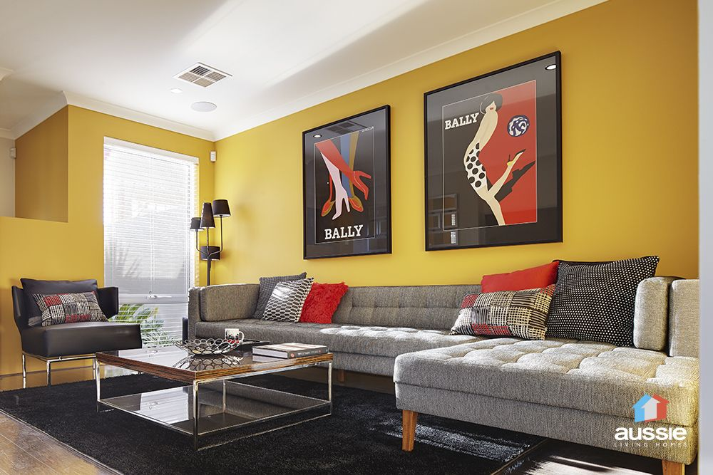 Beautiful Feature Walls Ideas In Living Rooms Ensign - Wall Art ...