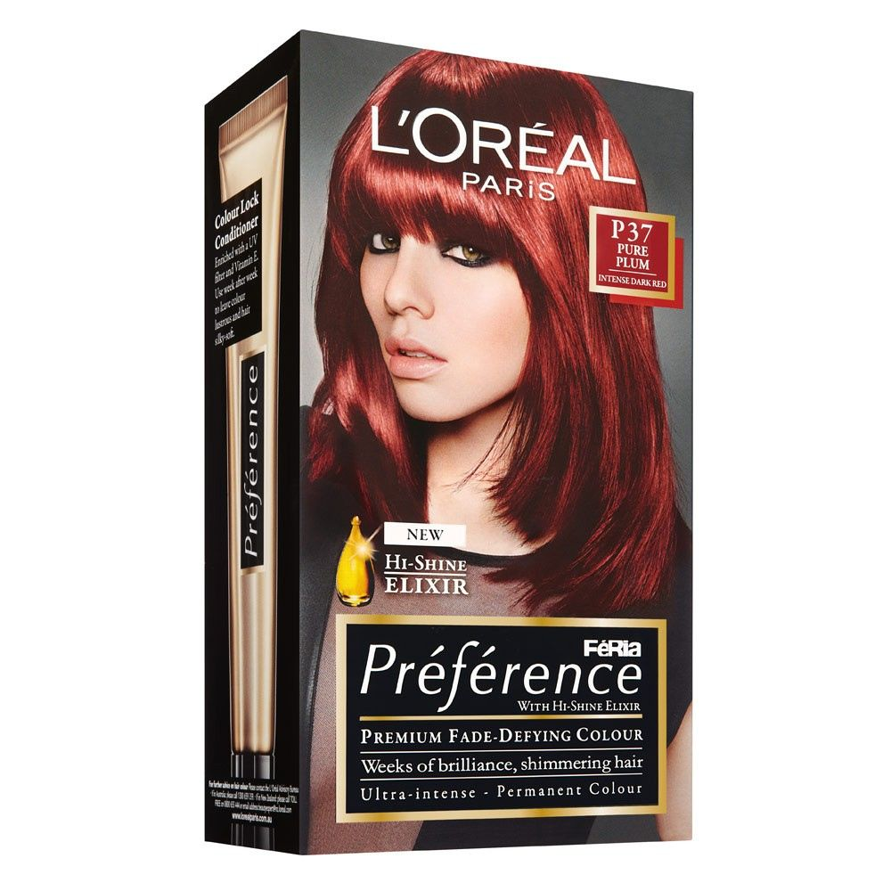 Dark Red Hair Color Loreal Best New Hair Color Check More At Http