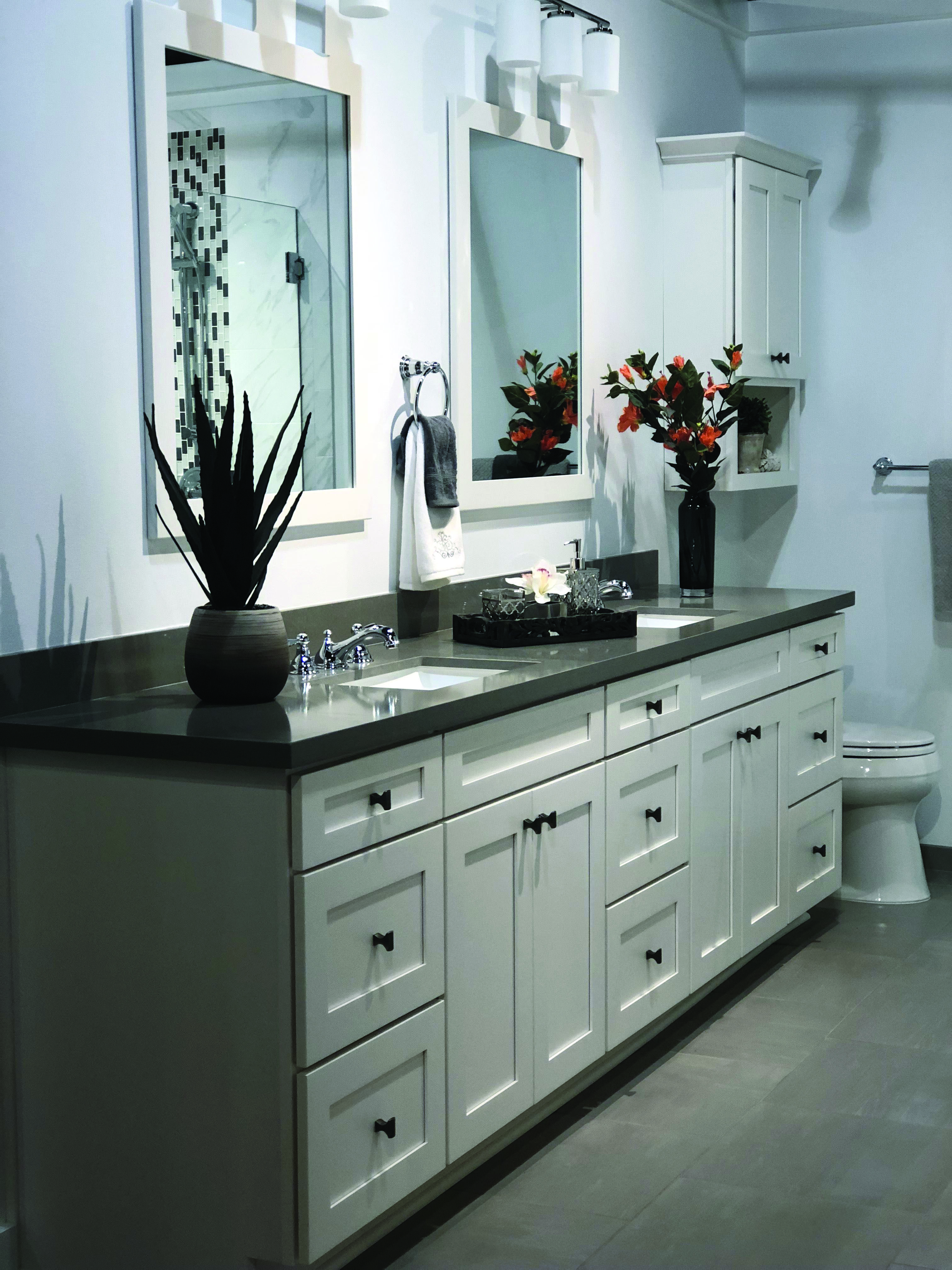 7 Best Washroom Narcissisms And Cabinets Grey Countertops