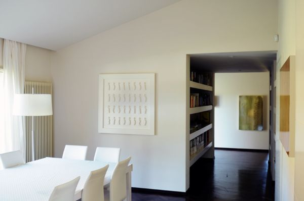 private house and furniture design
