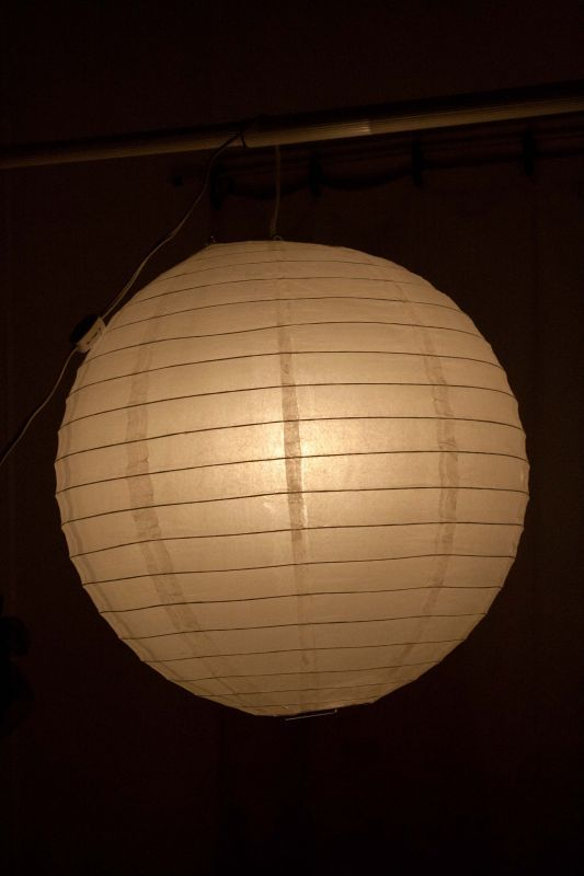 Way To Light Paper Lanterns
