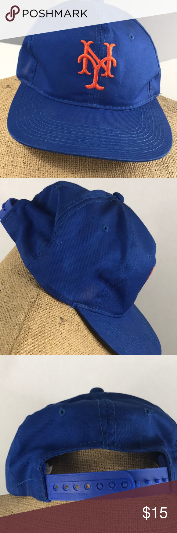 7a34d6d7add Vintage New York Mets 🧢 hat youngan hat company Vintage New York Mets 🧢 hat  youngan hat company Accessories Hats