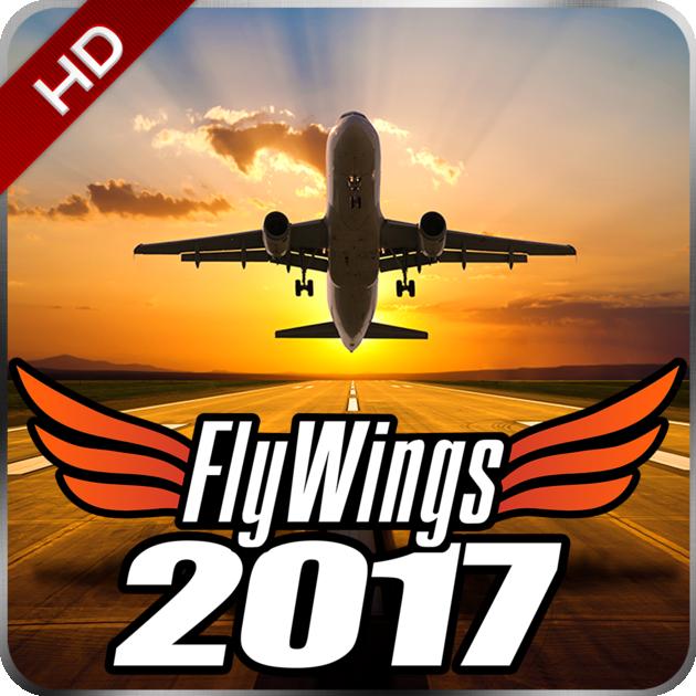 [人気Macアプリ] FlyWings Flight Simulator 2017 Thetis