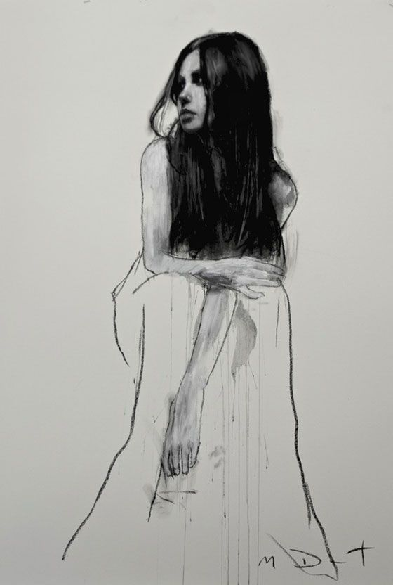 Contemporary figurative art by Mark Demsteader   Mark demsteader,  Figurative artists, Figurative art
