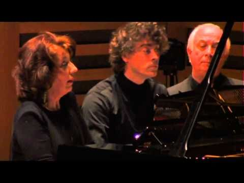 Imogen Cooper and Paul Lewis play Schubert, Fantasie in F minor, Op. 103, D940 - YouTube