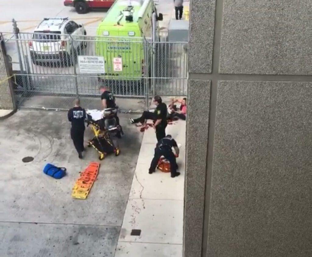 Breaking News Shooting at Fort Lauderdale Airport