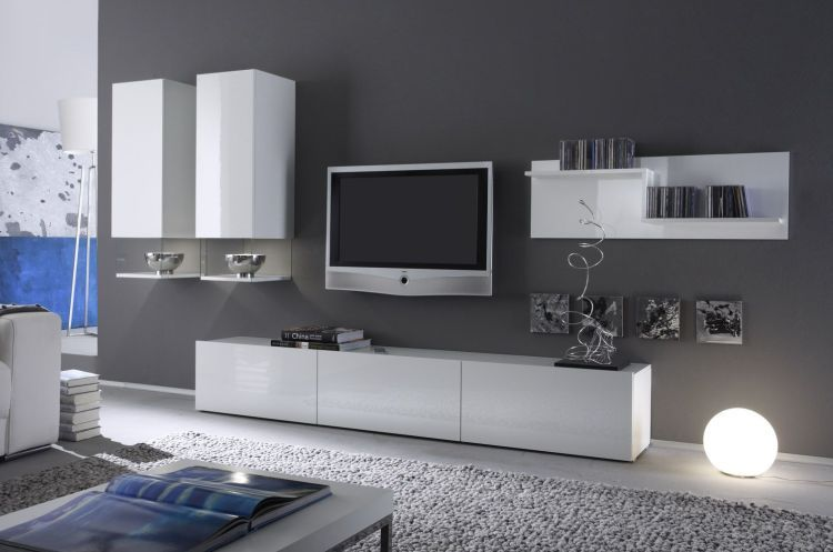entertainment center ideas | Home theater and audio sets can be used ...