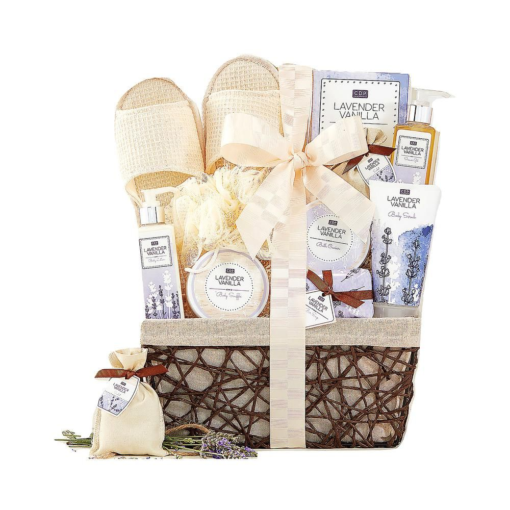 Wine Country Gift Baskets A Day Off Spa Basket