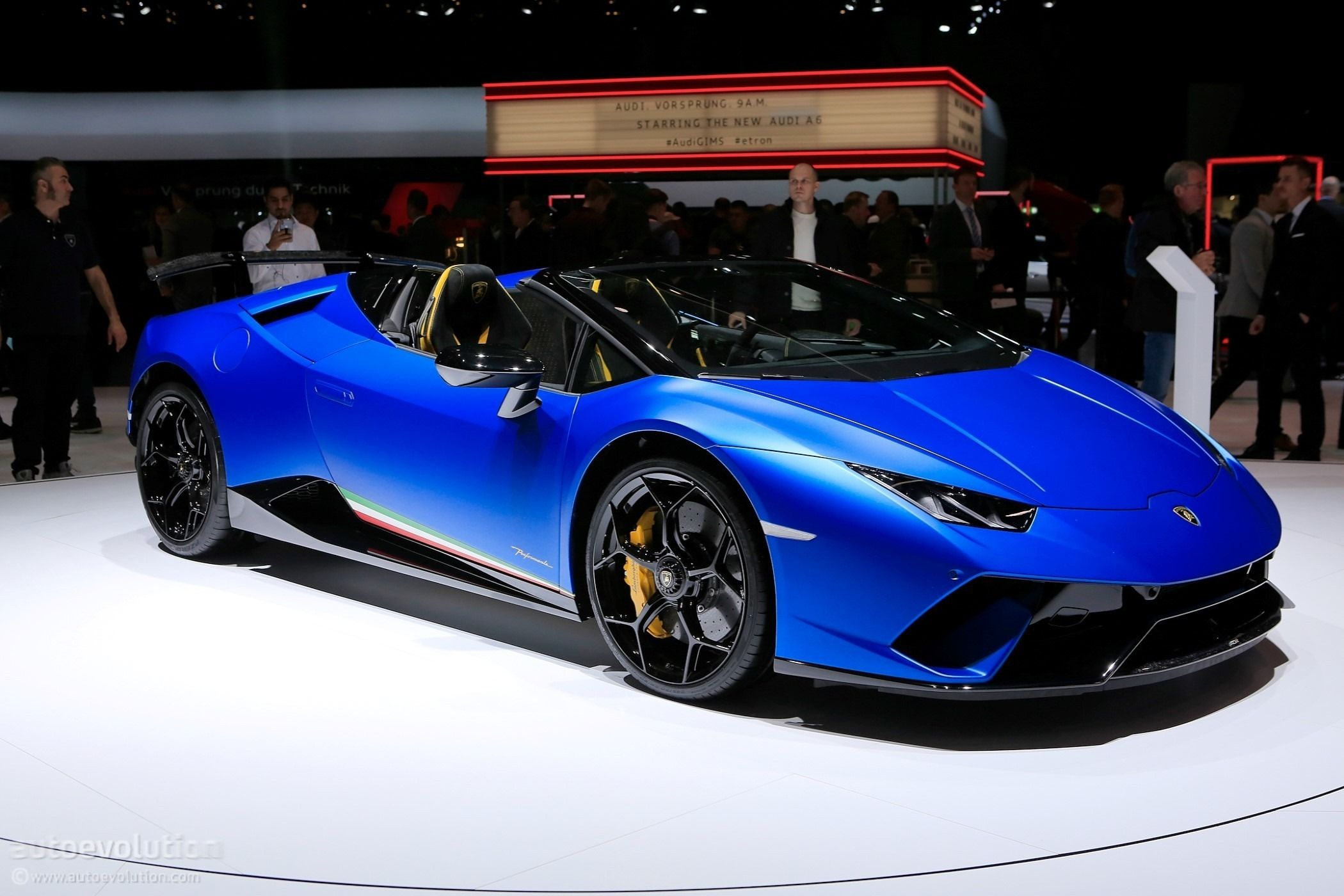 The 2019 Lamborghini Huracan Lp 610 4 Roadster Release Date