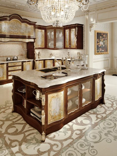 By Andrea Fanfani Italy, Luxury Classic Kitchen Furniture Handmade By  Italian Artisans Blending Modern Techniques With Old Fashioned Craft Skills