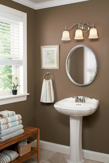 Lights Online sale! Save 10% on all bathroom lighting from Quoizel ...