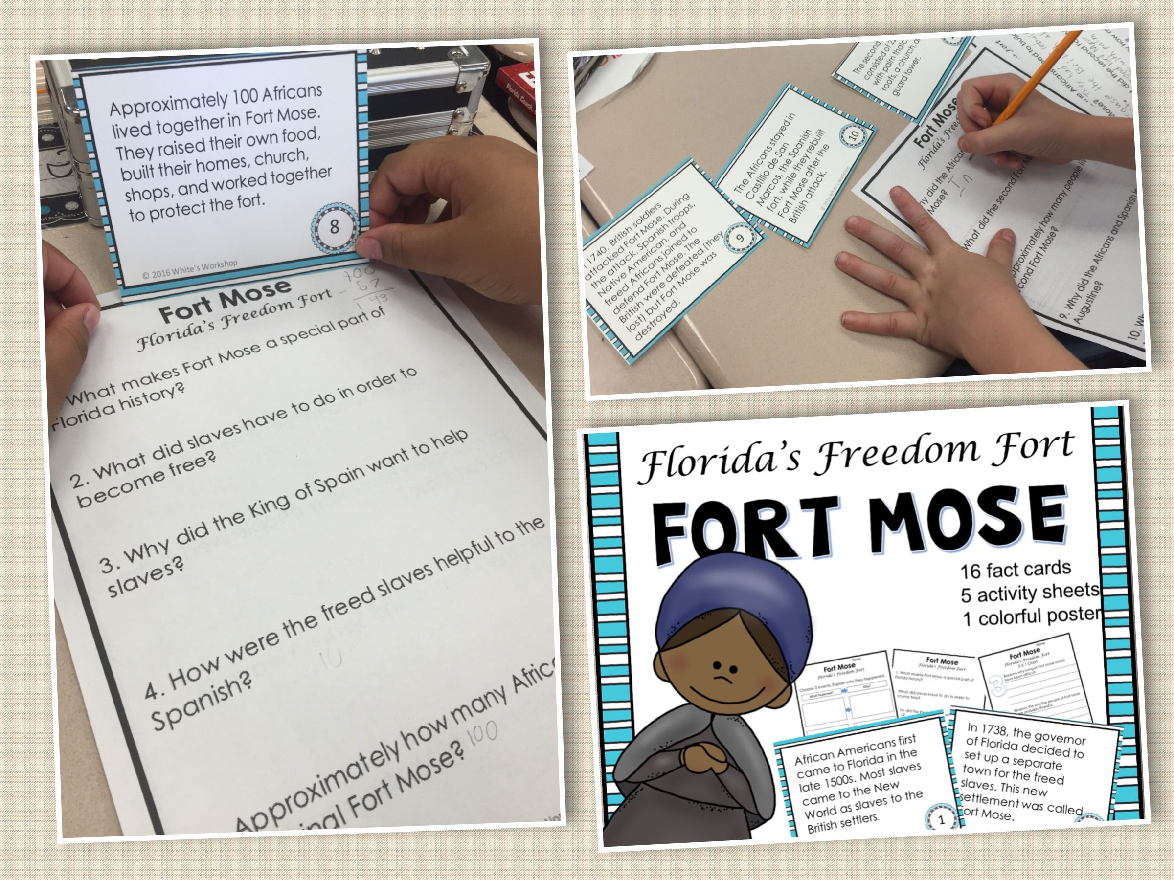 Printable Worksheet Fort Mose Learning How To Read