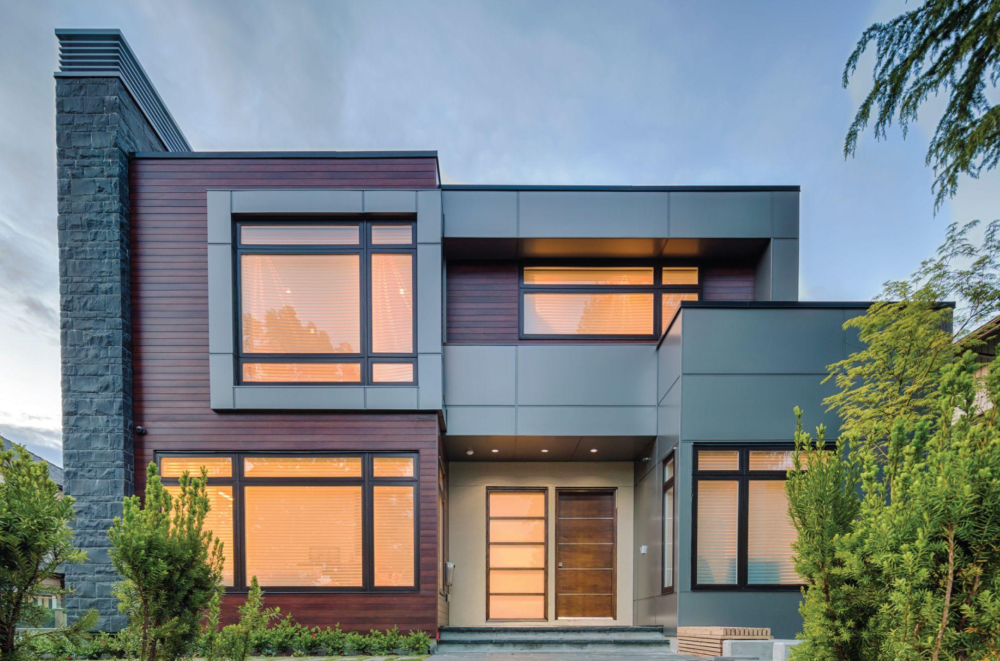 Al13 Architectural Panel System Modern Exterior Exterior Cladding Cladding Panels