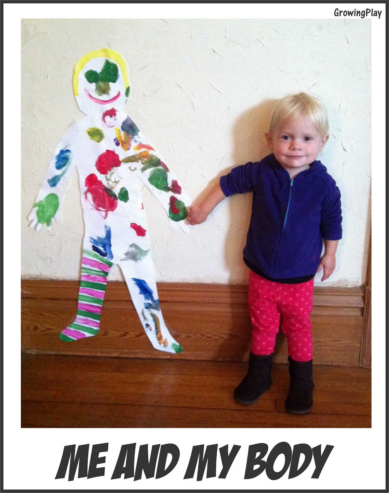 Growing Play Body Awareness Art