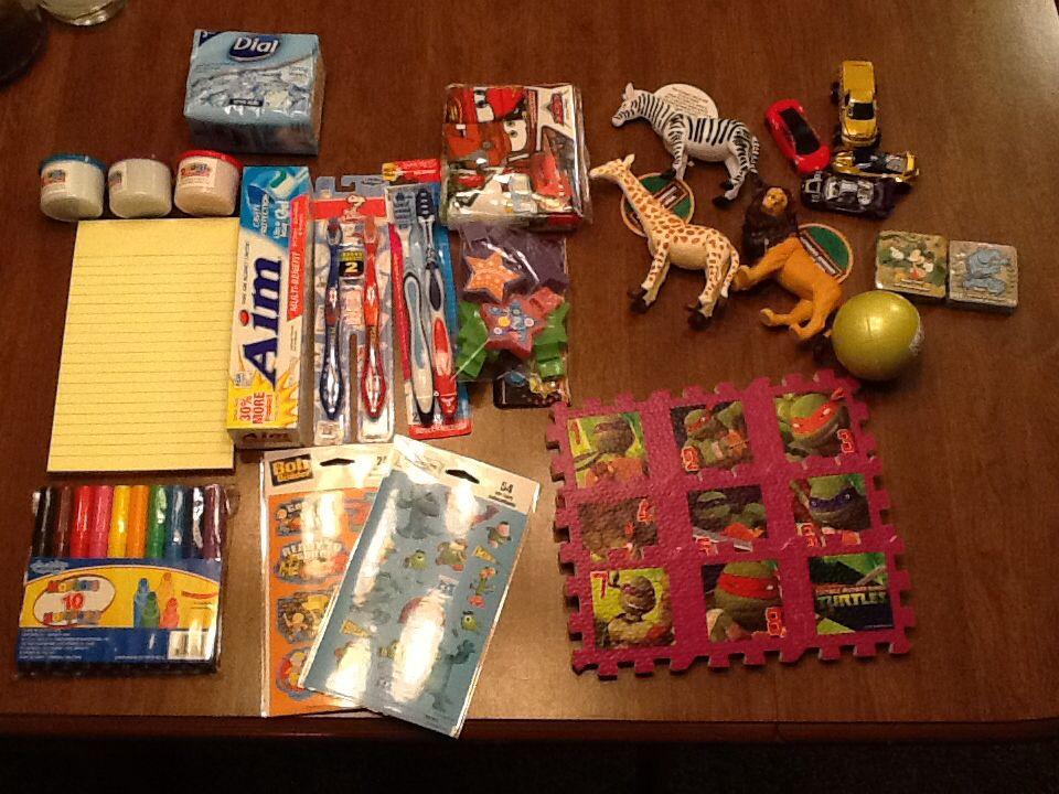 Occ Shoebox Ideas For 2 4 Yr Old Little Boy I Got To Hand