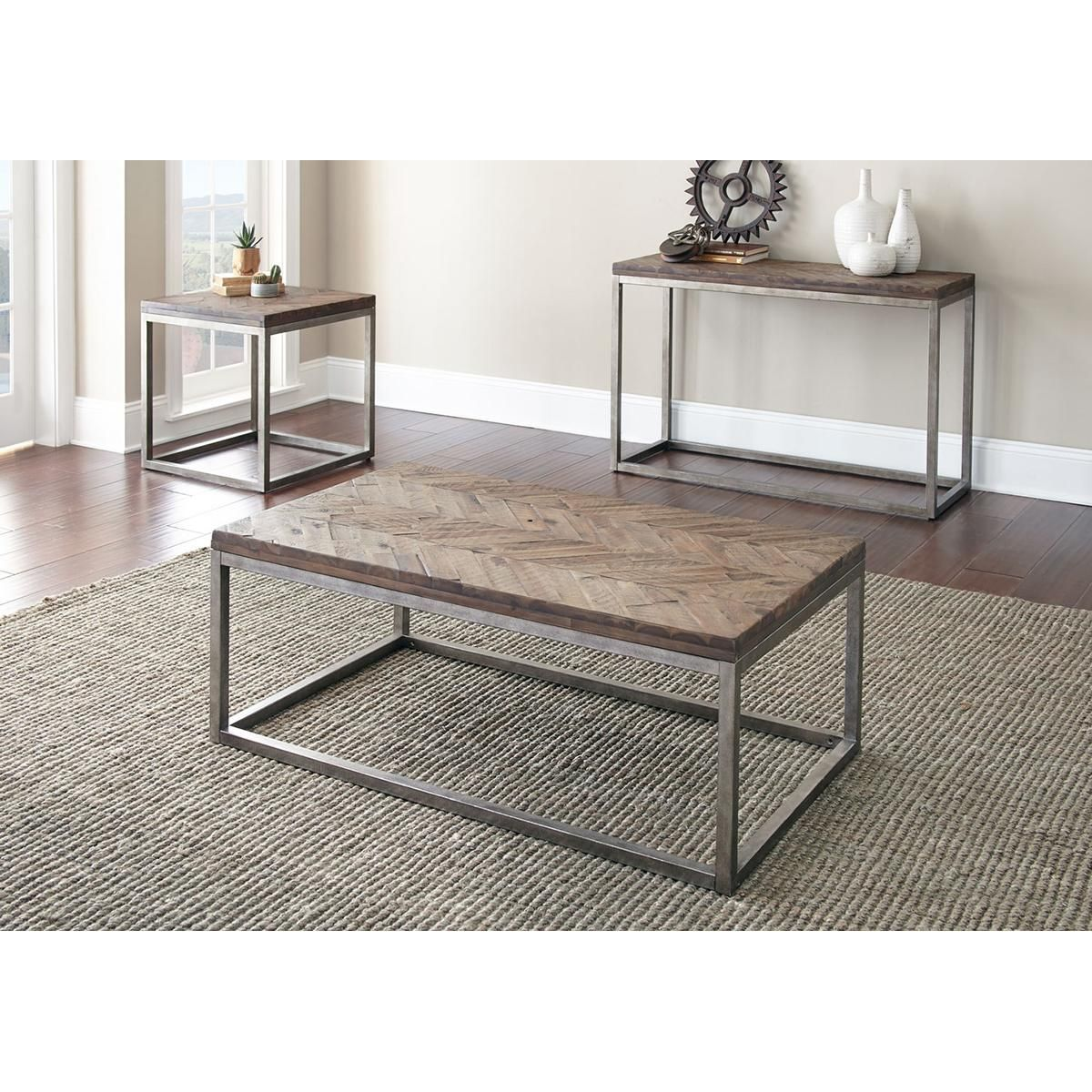 Product Main Image 3 3 Piece Coffee Table Set Coffee Table Coffee Table Setting [ 1200 x 1200 Pixel ]