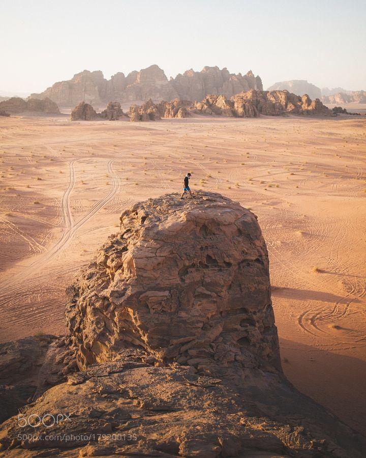 Popular on 500px : Wadi Rum, Jordan. by alenpalander