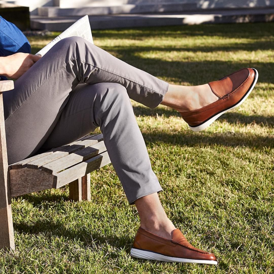 3a198742741 All light is all right. 👌 Shop the GrandEvolution Venetian Loafer now.