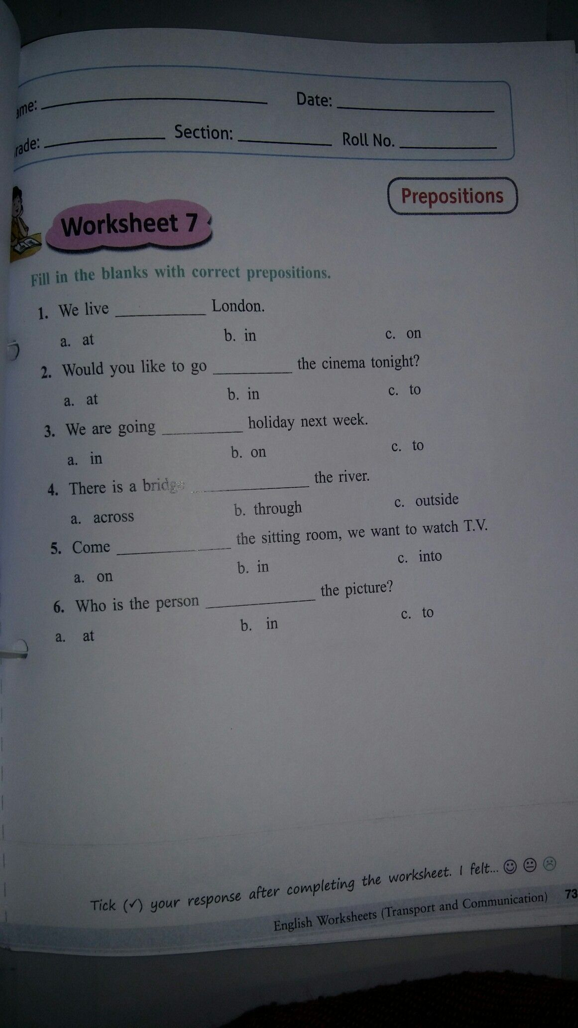 Pin By Preetha Prakash On Worksheets For School Kids