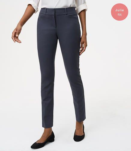 ba8f78c4c23 Skinny Bi-Stretch Ankle Pants in Julie Fit