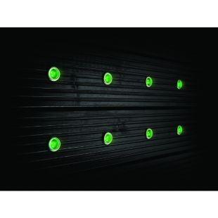 wickes colour changing led deck light kit 3 2w deck. Black Bedroom Furniture Sets. Home Design Ideas