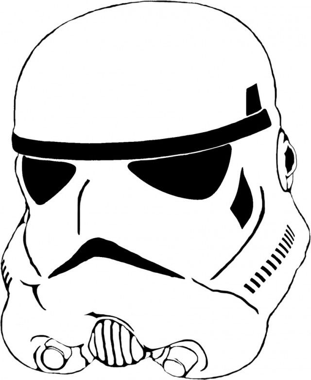 Rd storm trooper star wars stormtrooper coloring pages printable for nerf targets