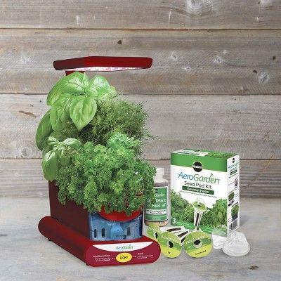 Aerogarden Sprout With Led Indoor Garden Indoor Plant 640 x 480